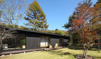 森を包む家 軽井沢