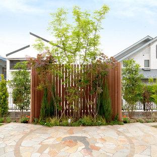 Idee per un patio o portico etnico