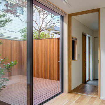 紫陽花の家
