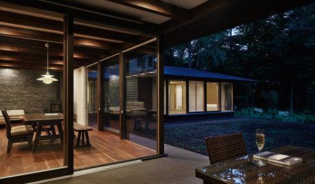軽井沢の週末住宅。DINKS夫妻が仲間と愉快に過ごすために建てた家