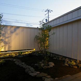 Inspiration for a scandinavian patio in Sapporo.