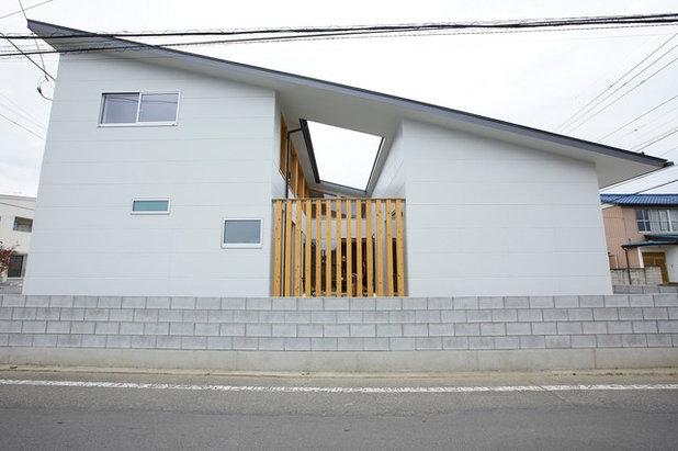 モダン テラス・中庭 by Polite Design Office/ポライトデザインオフィス
