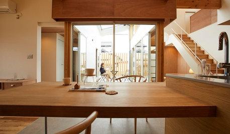 建築家とともに「好き」を形に。心地よさをつくる中庭のある家