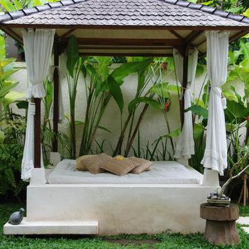 Villa of Ubud, Bali
