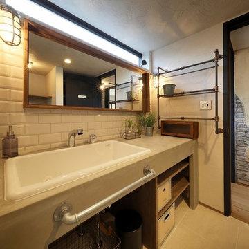 インダストリアル トイレ・洗面所