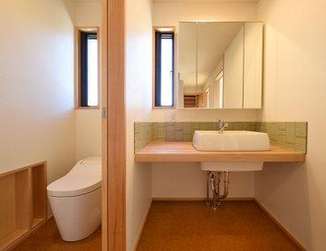 トイレ・造作洗面台