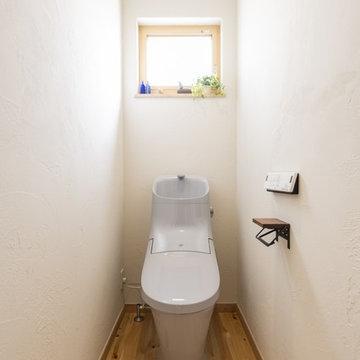 プライベート空間を楽しむ家