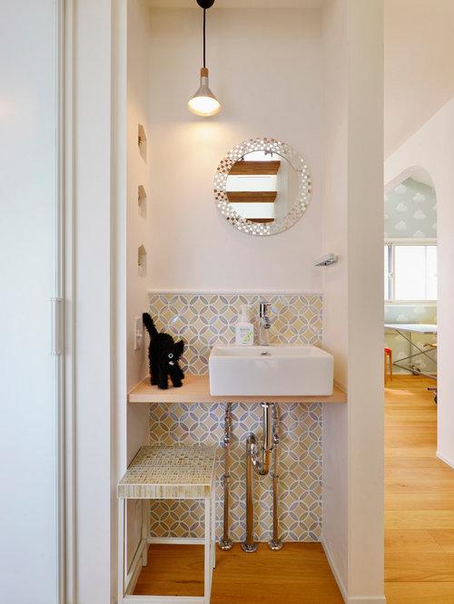 Coole Schrankfronten Wardrobe: Skandinavische Gästetoilette & Gäste-WC: Ideen Für
