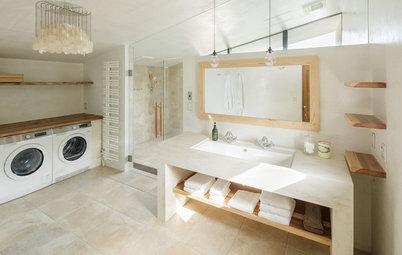 2017年 Houzz日本版ユーザーが選んだ人気写真10選:洗面室・トイレ編