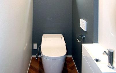 【2019年】日本のHouzzユーザーが選んだ人気写真:トイレ・洗面所編