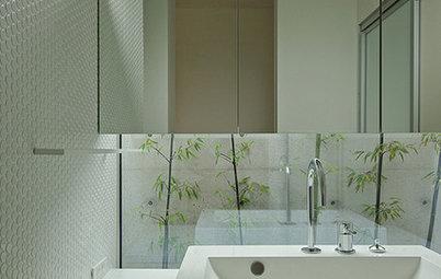プロのアドバイス:トイレと洗面室こそ、思い切ったデザインを