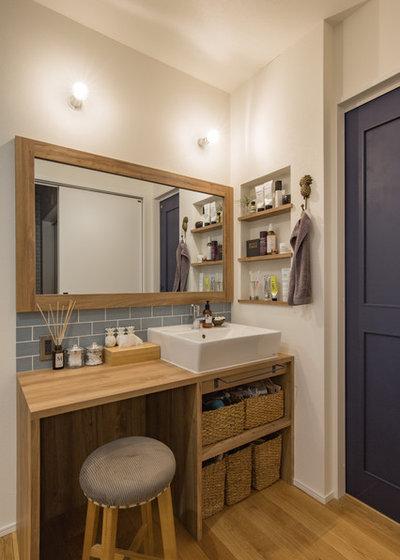 ビーチスタイル トイレ・洗面所 by クラシスホーム株式会社