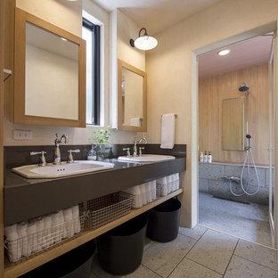 Inspiration för shabby chic-inspirerade toaletter