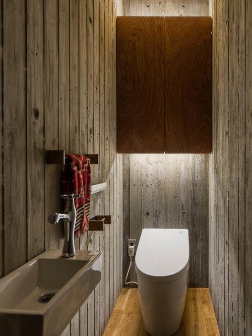 Photos et idées déco de WC et toilettes industriels