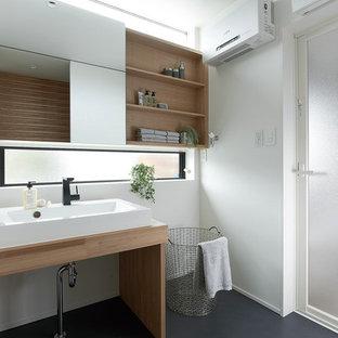 Skandinavische Gästetoilette in Sonstige