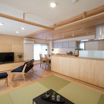 さいたま市大宮区 木のマンションリノベーション
