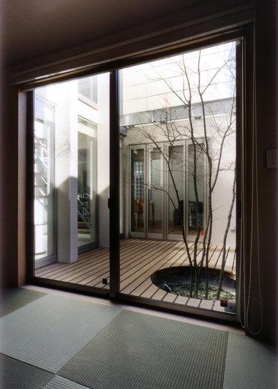 ファミリールーム by 豊田空間デザイン室 一級建築士事務所