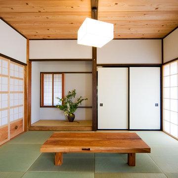 三国新宿の家