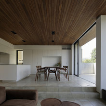 雰囲気のある天井仕上