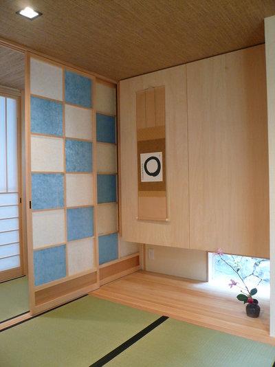 アジアン ファミリールーム by 西川真悟建築設計