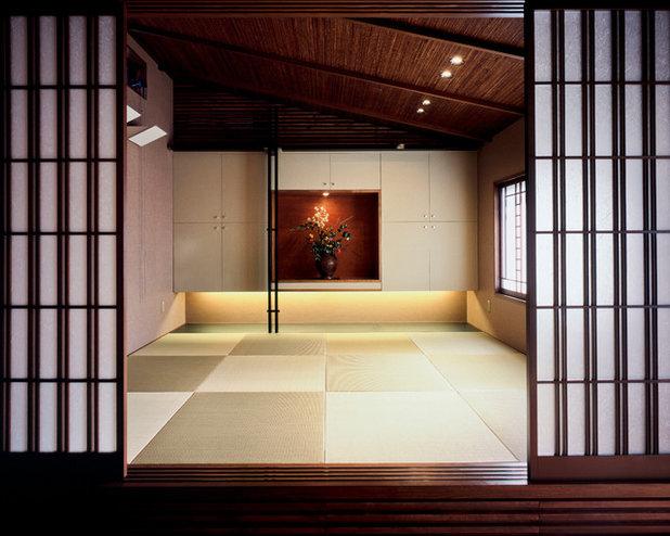 アジアン ファミリールーム by 伊藤瞬建築設計事務所