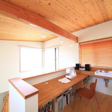 北欧家具と暮らす家