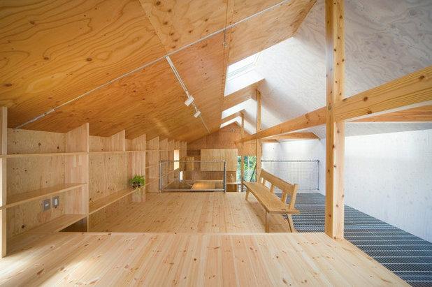 ファミリールーム by 一級建築士事務所SATO+ARCHITECTS