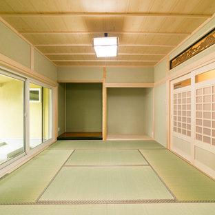 四日市 和風のティストの家 全館空調・自然素材の家