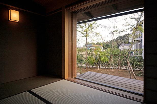 Family Room by 木楽工房 Atelier Kiraku