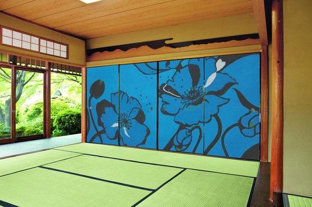 和室・和風 ファミリールーム by 壁絵門