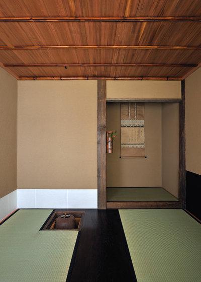和室・和風 ファミリールーム by 岩崎建築研究室