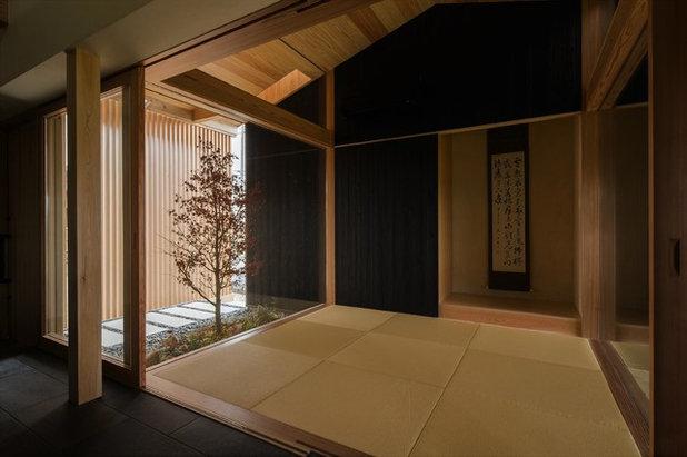 和室・和風 ファミリールーム by ALTS DESIGN OFFICE (アルツ デザイン オフィス)