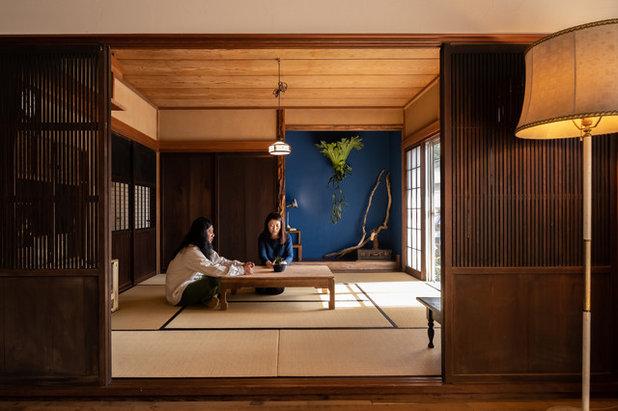 和室・和風 ファミリールーム by ヒロセ写真事務所