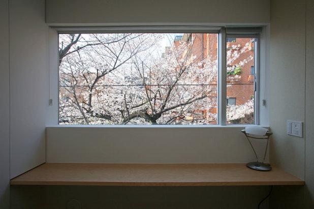 和室・和風 ファミリールーム by 設計事務所アーキプレイス