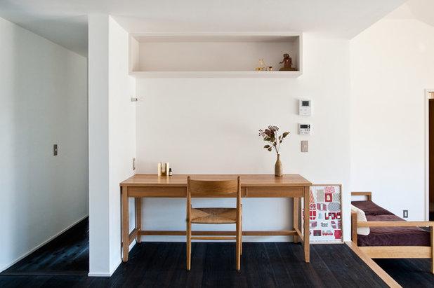 北欧 ファミリールーム by 横山浩之建築設計事務所