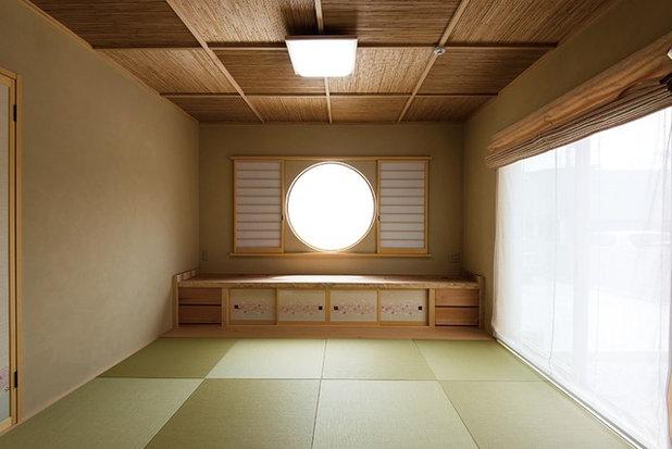 和室・和風 ファミリールーム by 株式会社 横山建設