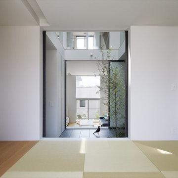 甲陽園の家2 / House in Koyoen 2