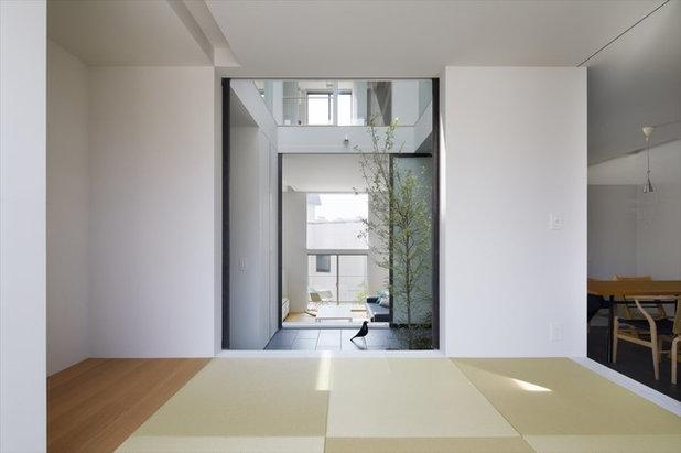 和室・和風 ファミリールーム by 藤原・室 建築設計事務所