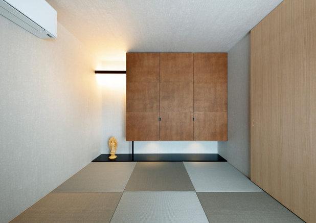 北欧 ファミリールーム by 近藤晃弘建築都市設計事務所/Akihiro Kondo architecture