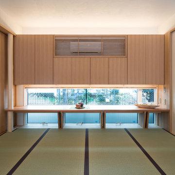 石神井台所(モデルハウス)