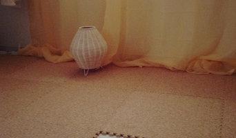 部屋ーヨガスペース Room-yoga space