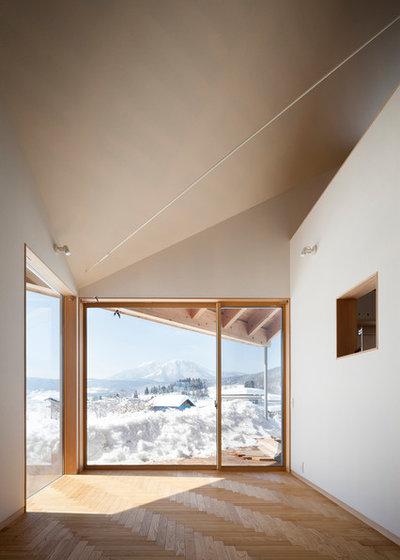 北欧 ファミリールーム by 一級建築士事務所 暮らしと建築社