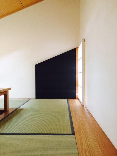 和室・和風 ファミリールーム by KEN YOKOGAWA ARCHITECT & ASSOCIATES INC.