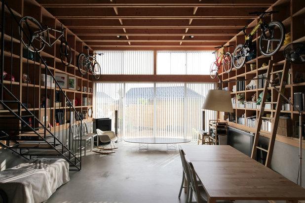インダストリアル ファミリールーム by 葛西潔建築設計事務所