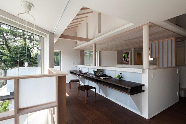 シャビーシック調 ファミリールーム by 長谷川建築デザインオフィス|HasegawaDesign