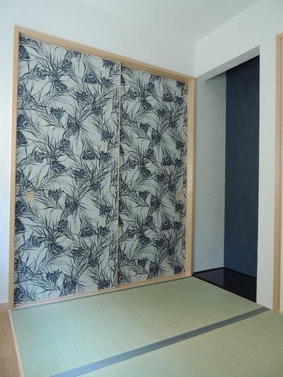和室・和風 ファミリールーム by 滝本 香苗