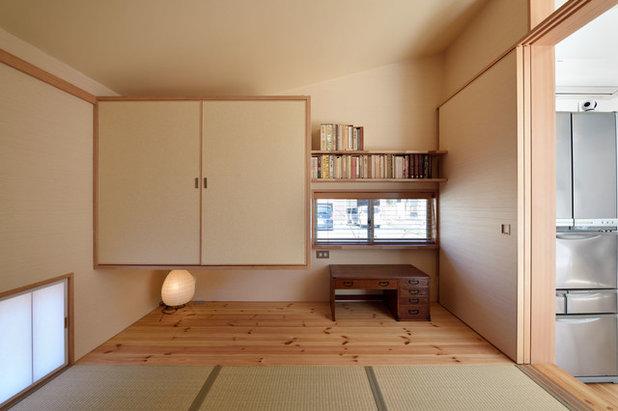 和室・和風 ファミリールーム by 中村雅子/株式会社タジェール