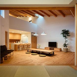 Maritime Wohnzimmer Mit Tatami Boden Ideen Design Bilder Houzz