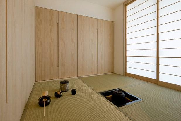 アジアン ファミリールーム by SEKI DESIGN STUDIO