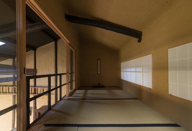 和室・和風 ファミリールーム by 京都の建築家 森田一弥建築設計事務所
